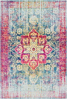 ASK2303 Aura silk - Area Rug