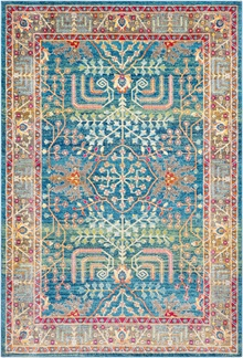 ASK2310 Aura silk - Area Rug