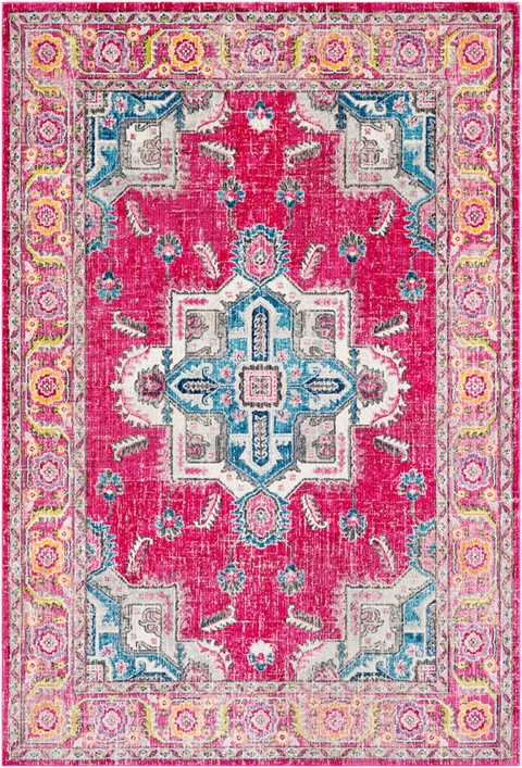 Ask2312 Aura Silk Area Rug