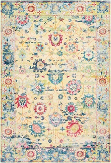 ASK2317 Aura silk - Area Rug