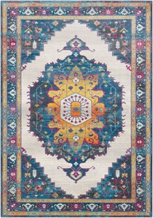 ASK2320 Aura silk - Area Rug