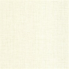 Aspero Ivory Faux Grasscloth