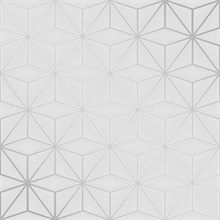 Augustin Light Grey Geometric