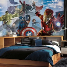 Avengers: Age of Ultron Character XL Wallpaper Mural 10.5' x 6&amp