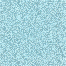 Bambam Aqua Animal Print Wallpaper