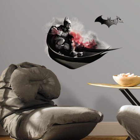 Batman: Arkham City Darkness Giant Wall Graphic