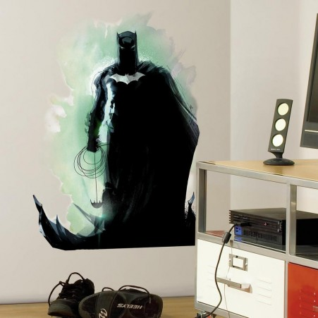 Batman Figure Giant Wall Graphic