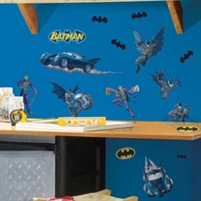 Batman Gotham Guardian Wall Decals