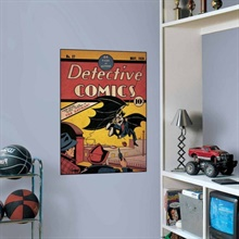 Batman Issue #1 Comic Cover Giant Wall Decal