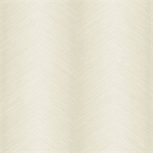 Beige Commercial Shibori Chevron Wallpaper