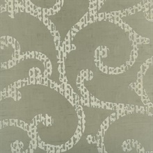 Beige Davino Scroll