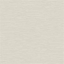 Beige Event Horizon Horizontal Metallic Lines Wallpaper