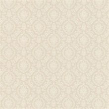 Bella Beige Damask