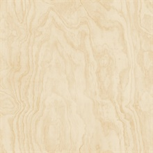 Bentham Neutral Plywood Wallpaper
