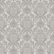 Bernadette Cream Damask