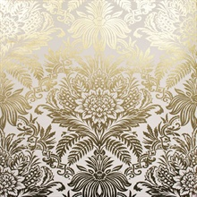 Bernadette Gold Damask