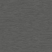 Black Event Horizon Horizontal Metallic Lines Wallpaper