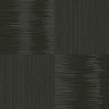 Black Faux Textured Wood Wallpaper