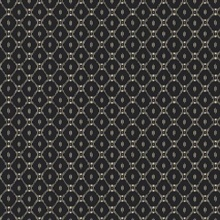 Black Fretwork Wallpaper