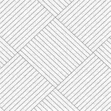 Black & White Twisted Tailor Geometric Wallpaper