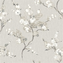 Bliss Taupe Blossom