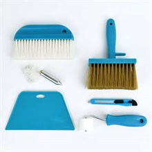 Blue Alexis Wallpaper Tools Kit
