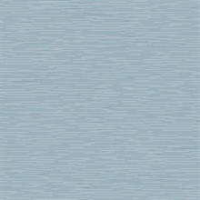 Blue Event Horizon Horizontal Metallic Lines Wallpaper
