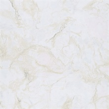 Botticino Pink Marble Wallpaper