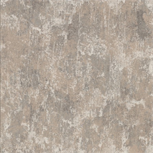 Bovary Taupe Distressed Texture Wallpaper