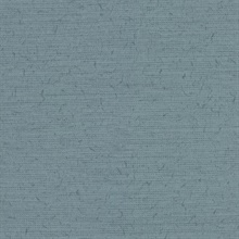 Bravos Teal Faux Grasscloth