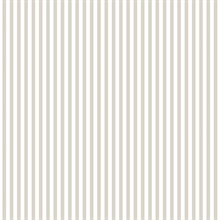 Breige and Neutral Vertical 6mm Stripe Prepasted Wallpaper