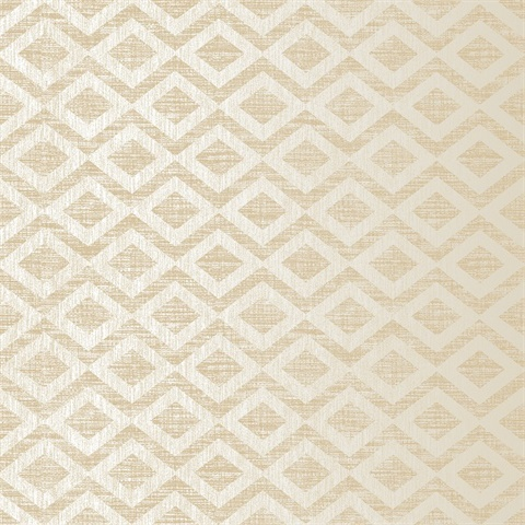 Cadenza Gold Geometric