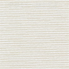 Calloway Beige Horizontal Stripes Commercial Wallpaper