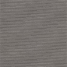 Calloway Charcoal Distressed Textured Vinyl Wallpaper