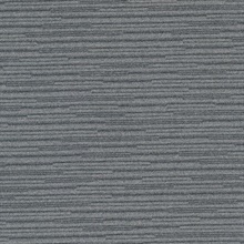 Calloway Charcoal Horizontal Stripes Commercial Wallpaper