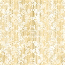 Camilia Honey Damask