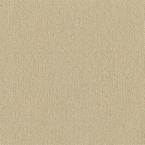 Cammie Gold Canvas Wallpaper