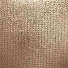 Carbon Rose Gold Honeycomb Geometric Wallpaper