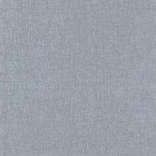 Carroll Grey Canvas Texture Wallpaper