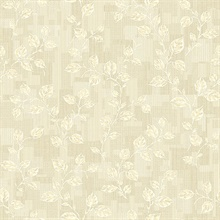 Child Cream Leaf Patchwork