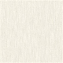 Chiniile Off-White Linen Textured Wallpaper