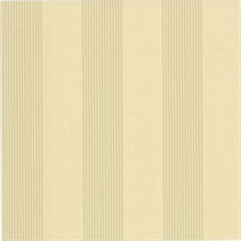 Christine Taupe Alternating Stripe