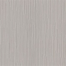 Cipriani Pewter Vertical Texture Wallpaper