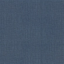 Claremont Indigo Faux Grasscloth Vinyl Wallpaper