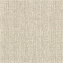 Claremont Wheat Faux Grasscloth Vinyl Wallpaper