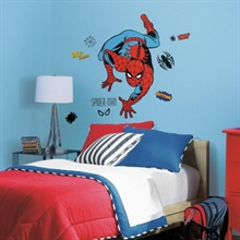 Classic Spider-Man Giant Wall Decals