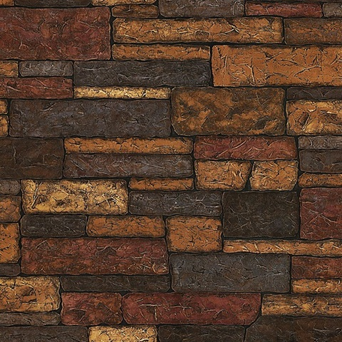 Clayton Charcoal Stone Texture