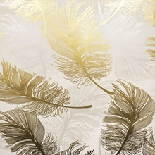 Clemente Gold Foil Feather