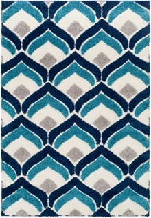 CLG2303 Cut & Loop Shag - Area Rug