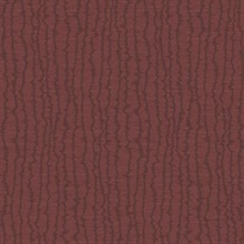 Coastal Moire Crimson Type II 20oz Wallpaper